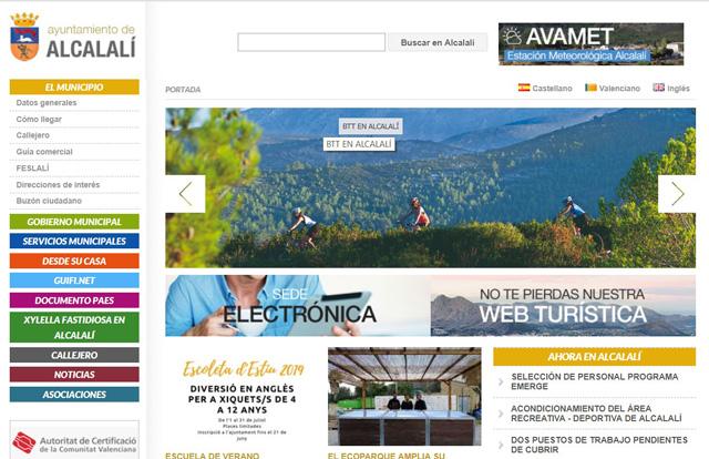 Alcali Marina Alta – Ayuntamiento