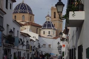 altea Reise, Urlaub Ferien Costa Blanca - Travel, Holidays, Viaje, Vacaciones