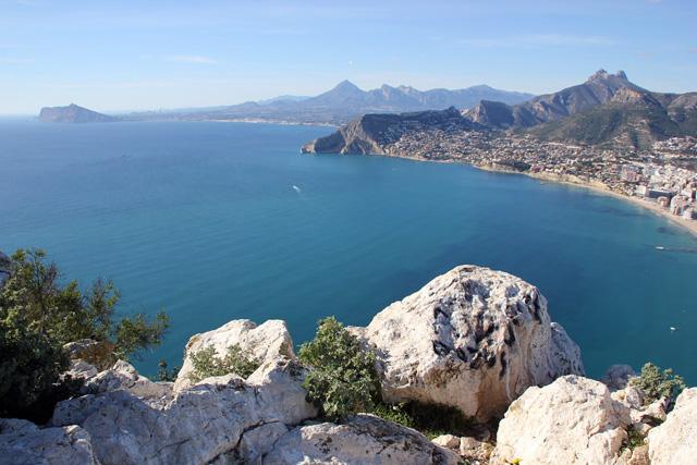 altea.me Calp Reisebericht und Links Ausflug zum Penyal d'Ifach