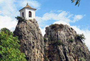 altea.me Bildergalerie Guadalest Marina Baixa Comunidad Valencia- Foto und Bild