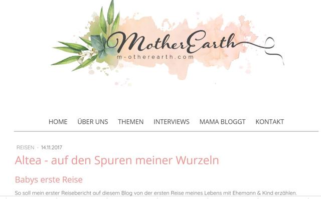 m-otherearth.com – Altea – Spuren meiner Wurzeln