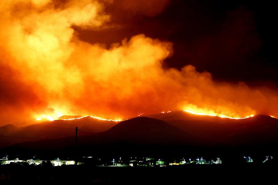 Feuerwehr Provinz ALicante - Bomberos Provincia Alicante - Firebrigade Province of Alicante