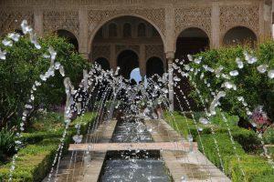 Alhambra Generalife Gärten 01