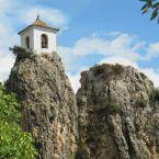 FotoGalerie-Sehenswürdigkeiten Marina Baixa - Castell